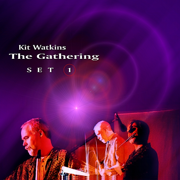 The Gathering, Set 1 Cover art
