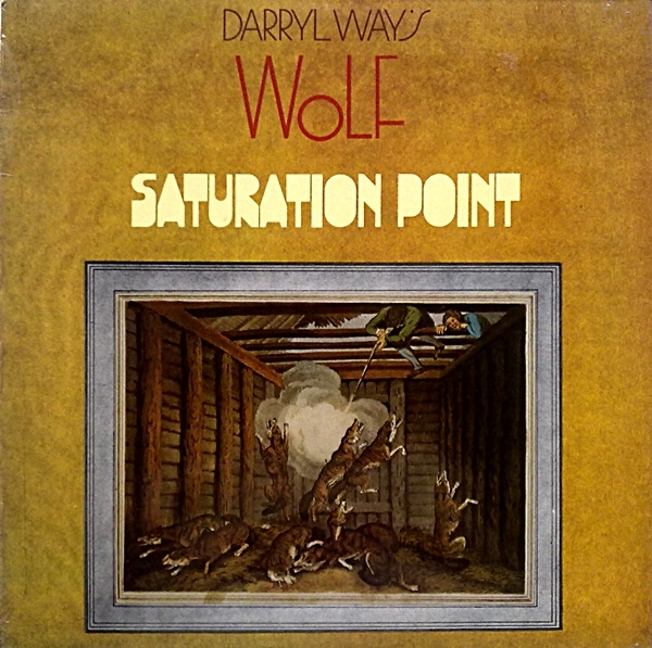 Darryl Way's Wolf — Saturation Point
