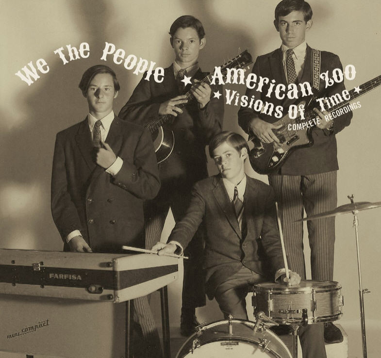 We the People / American Zoo — Visions of Time - Complete Recordings