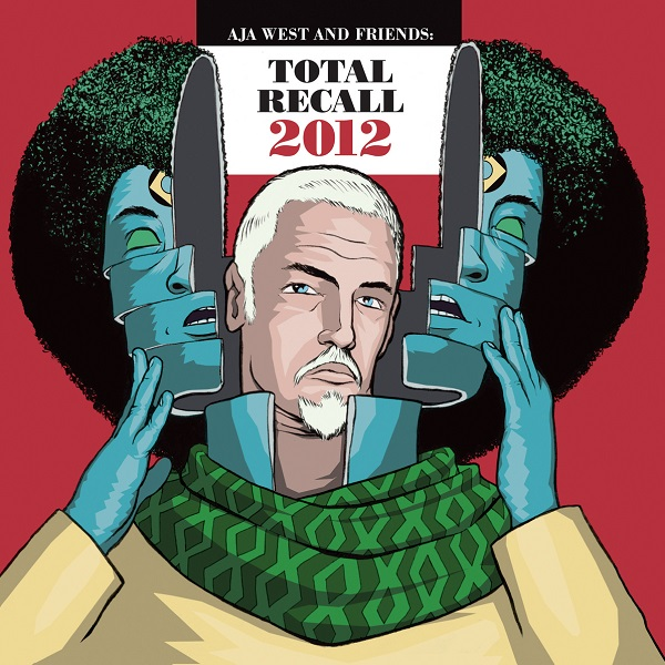 Aja West & Friends — Total Recall 2012