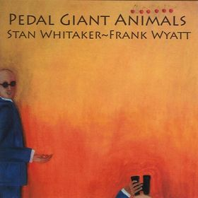 Pedal Giant Animals Cover art