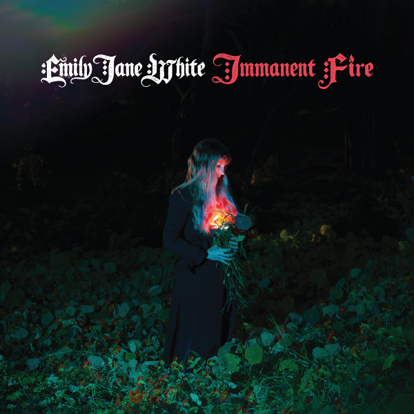 Immanent Fire Cover art