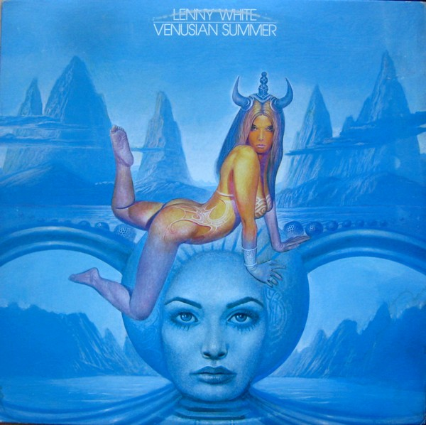 Venusian Summer Cover art