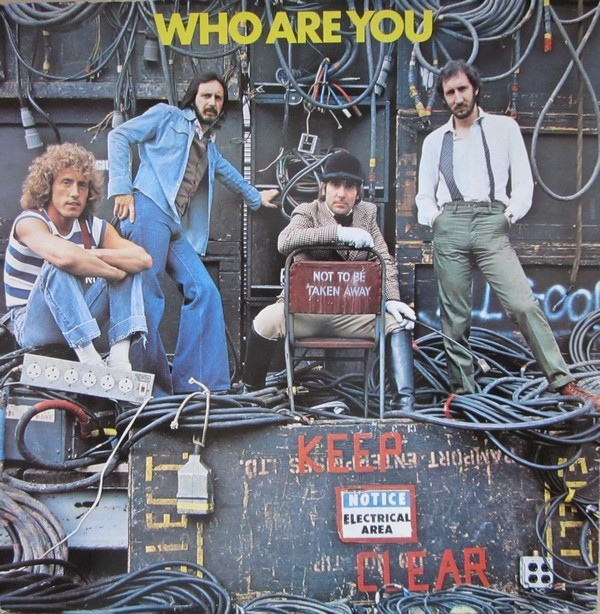 The Who — Who Are You