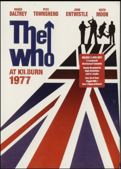 The Who — At Kilburn 1977