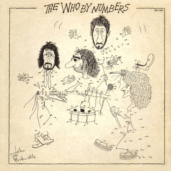 The Who — The Who by Numbers