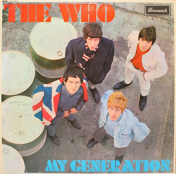 The Who — My Generation