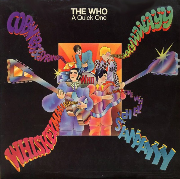 The Who — A Quick One