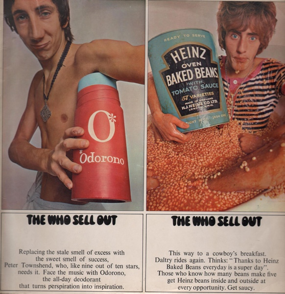 The Who — The Who Sell Out