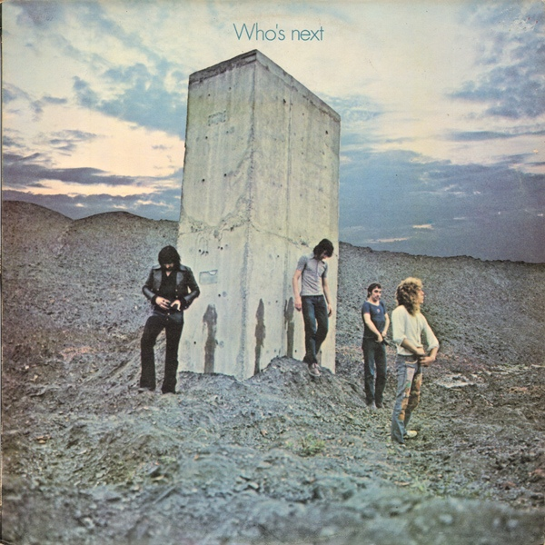 The Who — Who's Next