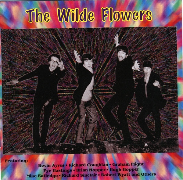 The Wilde Flowers Cover art