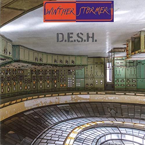 D.E.S.H. Cover art