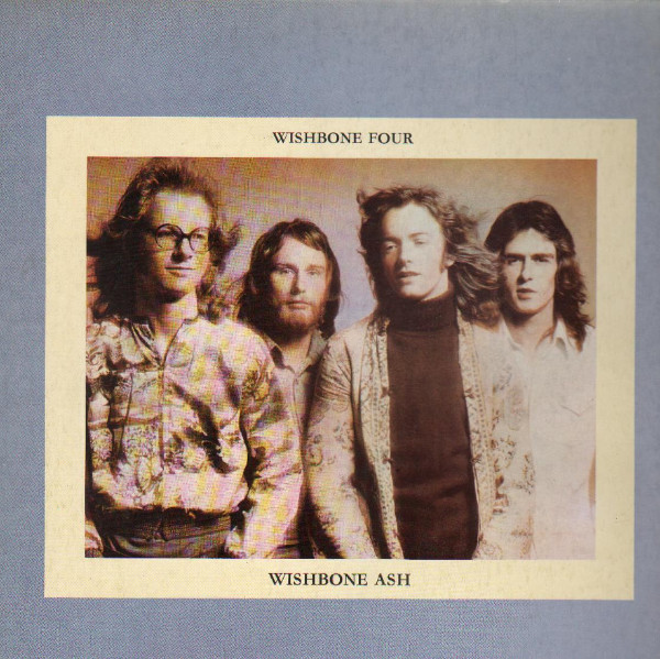 Wishbone Ash — Wishbone Four