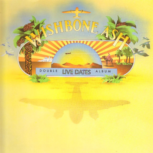 Wishbone Ash — Live Dates