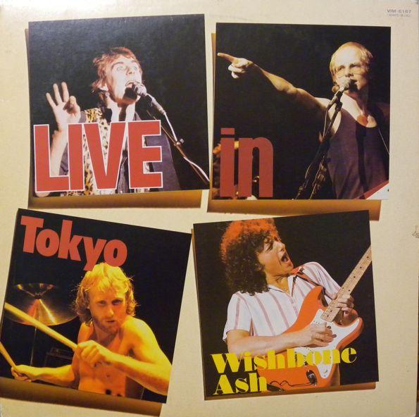 Wishbone Ash — Live in Tokyo