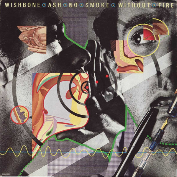 Wishbone Ash — No Smoke without Fire