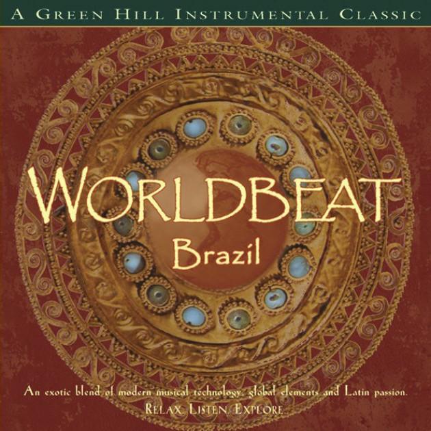 Worldbeat Brazil Cover art