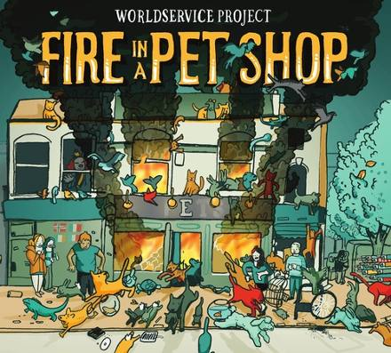 WorldService Project — Fire in a Pet Shop