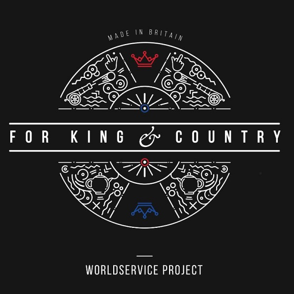 For King and Country Cover art