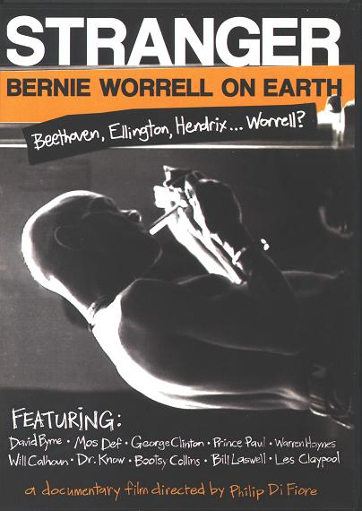 Stranger: Bernie Worrell on Earth Cover art
