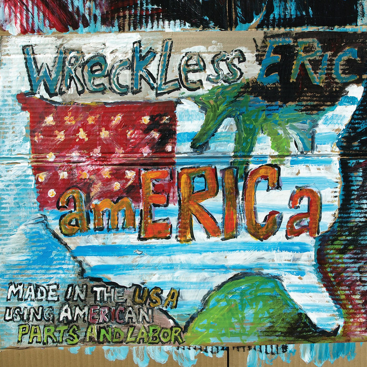 Wreckless Eric — amERICa
