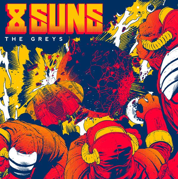 X Suns — The Greys