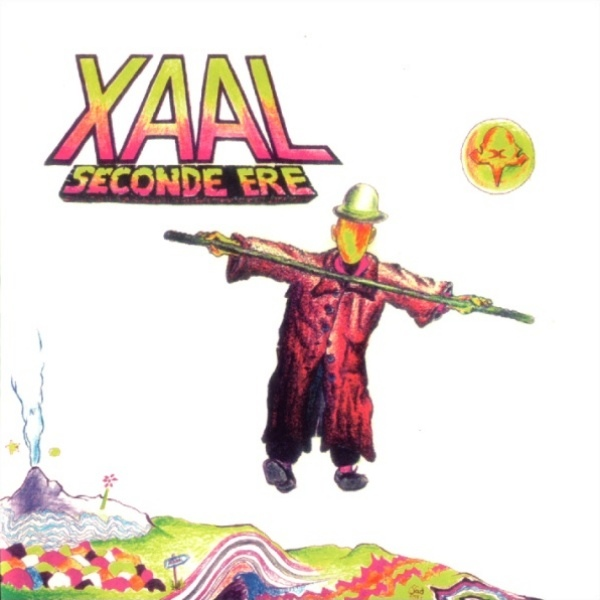 Xaal - Second Ere cover