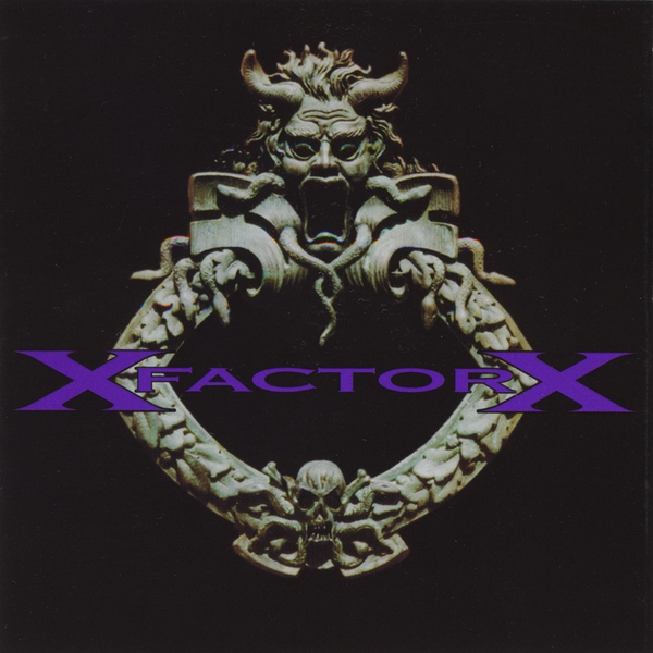 XfactorX Cover art