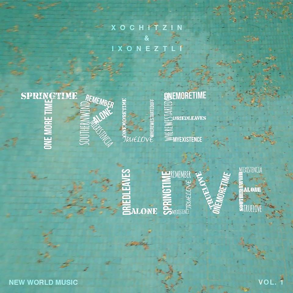True Love Vol.1 Cover art