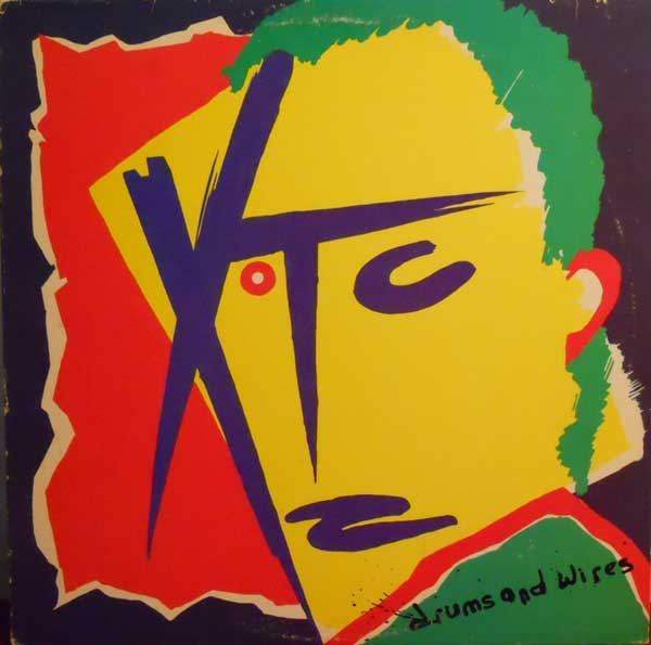 XTC — Drums and Wires