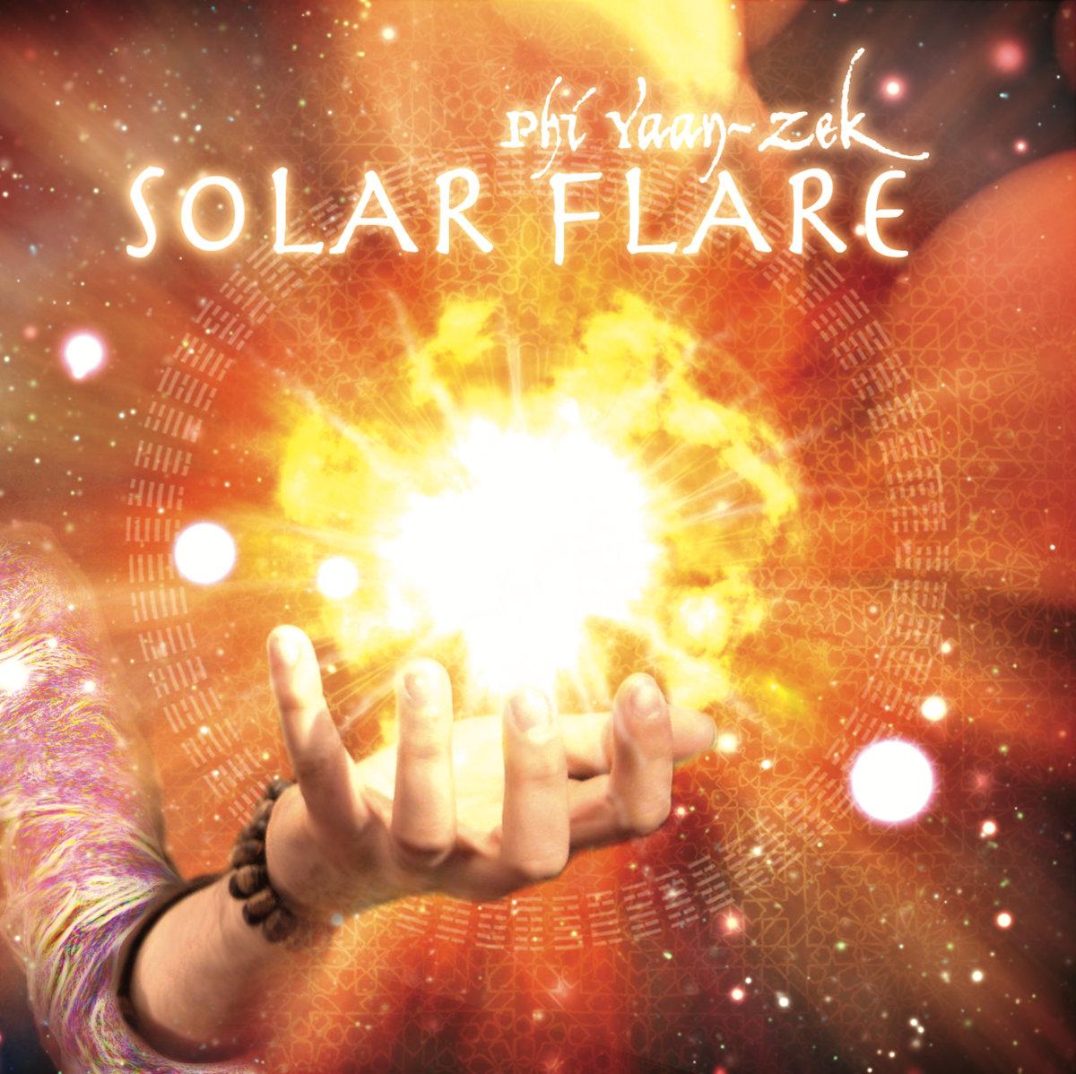 Phi Yaan-Zek — Solar Flare