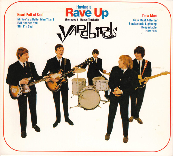 The Yardbirds — Having a Rave Up
