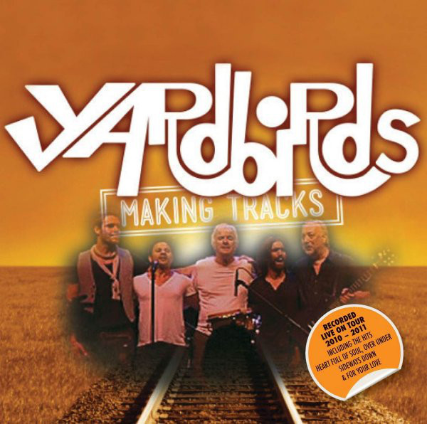 The Yardbirds — Making Tracks