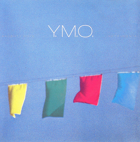 Yellow Magic Orchestra — Naughty Boys Instrumental
