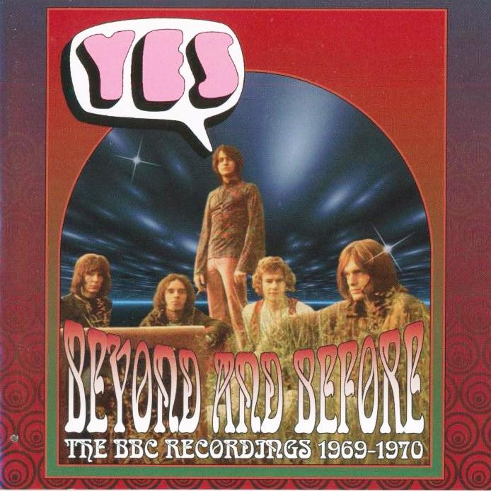 Yes — Beyond and Before - BBC Recordings 1969-1970