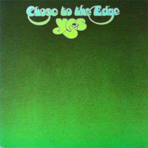 Close to the Edge Cover art