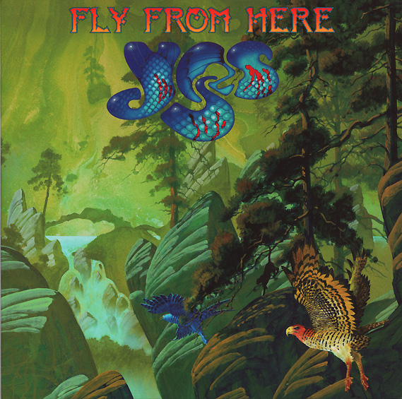 Fly from Here Cover art