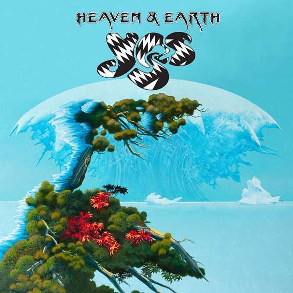 Yes- Heaven and Earth cover