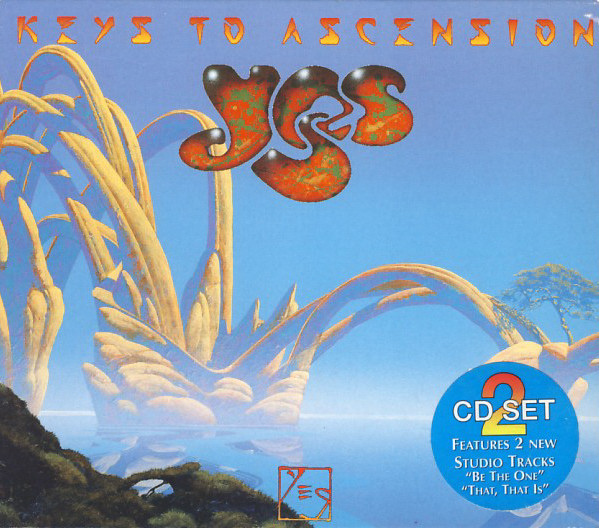 Keys to Ascension Cover art