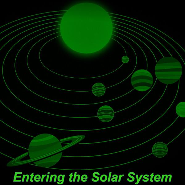 Billy Yfantis — Entering the Solar System