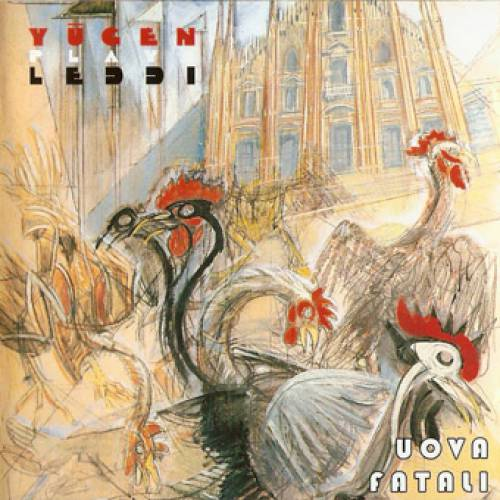 Uova Fatali: Yugen Plays Leddi Cover art