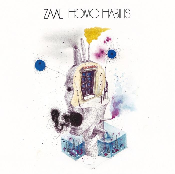 Homo Habilis Cover art