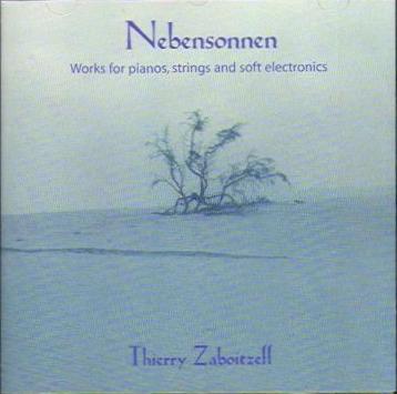 Thierry Zaboitzeff — Nebensonnen