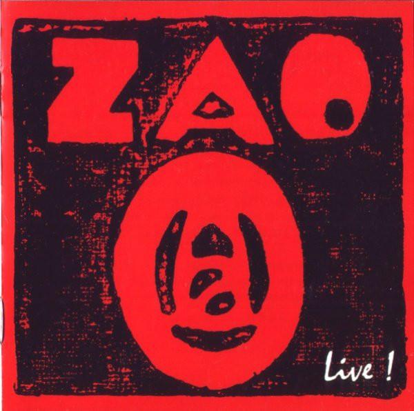 Zao — Live!