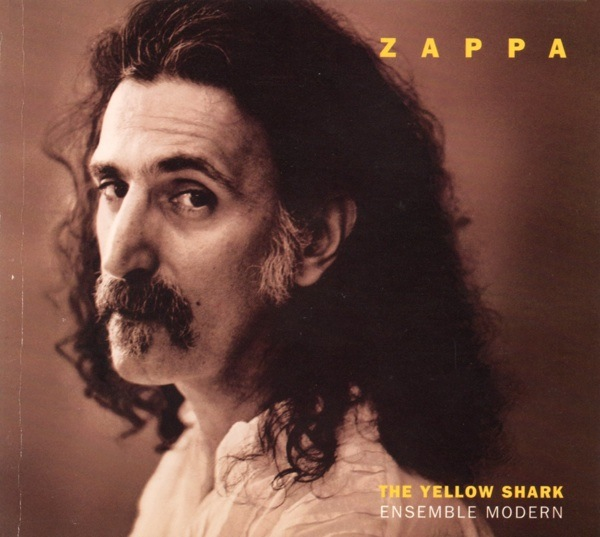 The Yellow Shark Cover art