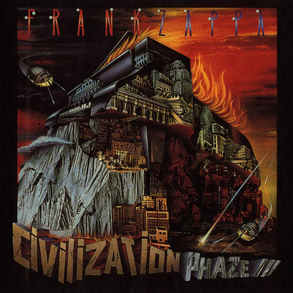 Civilization Phaze III Cover art