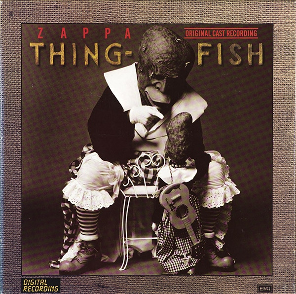 Frank Zappa — Thing-Fish