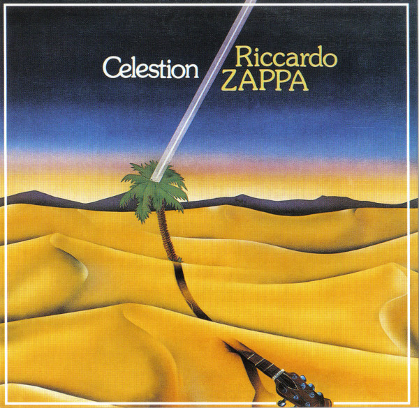 Celestion Cover art