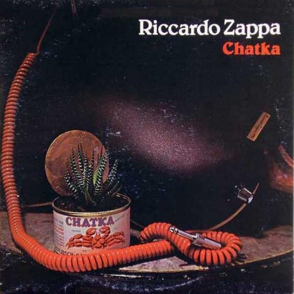 Riccardo Zappa — Chatka