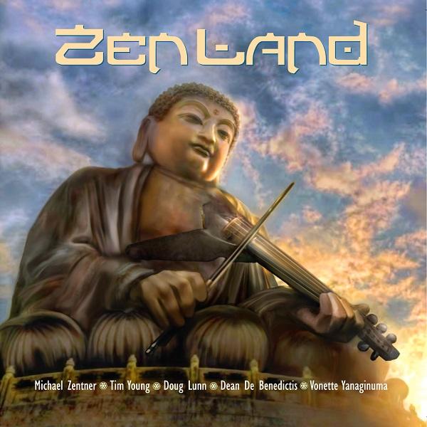 ZenLand Cover art